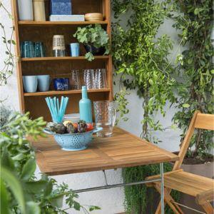 Elegant Mobilier Spécial Balcons Et Petites Terrasses :