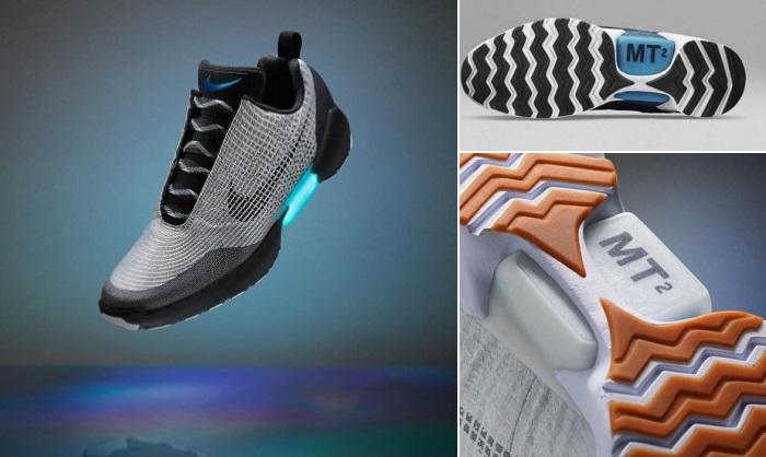 nike hyperadapt 1 0 la chaussure qui se lace toute seule. Black Bedroom Furniture Sets. Home Design Ideas