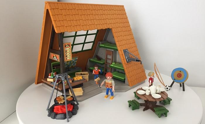 playmobil 6887 summer fun g te de vacances comparer. Black Bedroom Furniture Sets. Home Design Ideas
