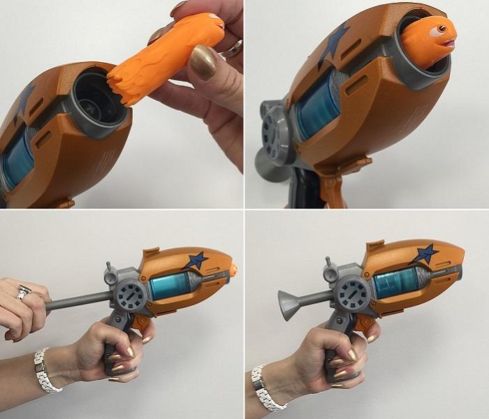 Giochi Preziosi Pistolet Slugterra Avec 2 Slugs Comparer