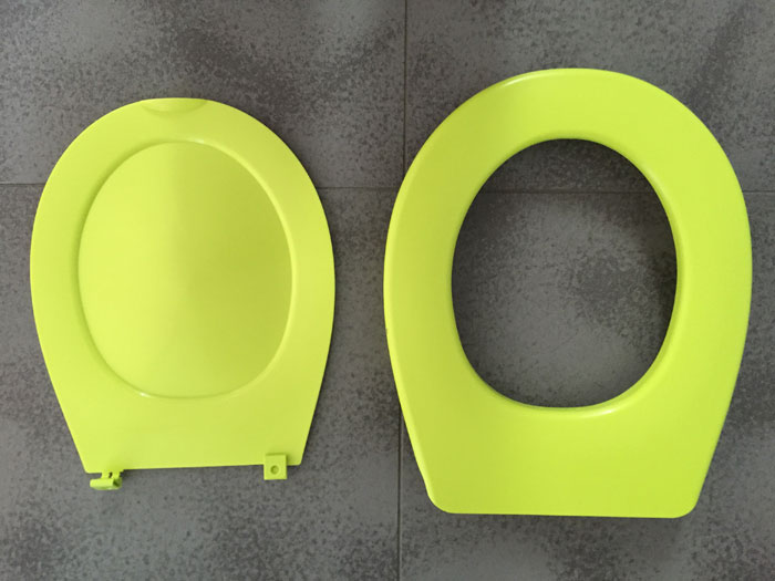 papado : la lunette de wc clipsable