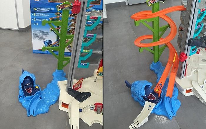 Mattel Hot Wheels Ultimate Mega Garage Comparer Avec Touslesprixcom