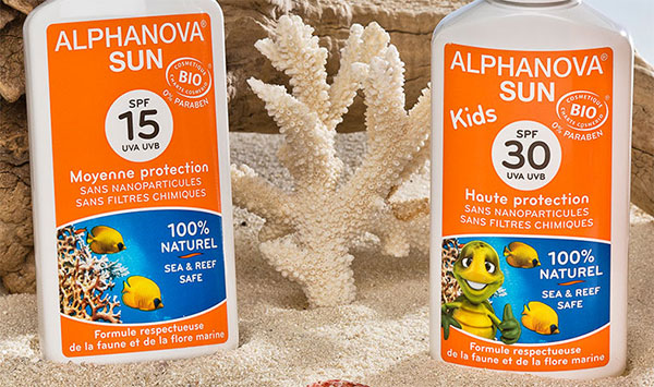 Alphanova Bio NaturelleMinérale Protection SunUne Et xCBderoW