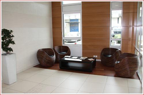 Description de la chambre!  Salon