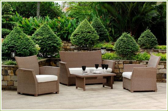 Comment nettoyer un salon de jardin en osier des id es int ressantes pour la for Comment entretenir un salon de jardin en bambou